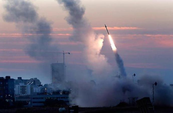 La Jihad Islámica dice cese al fuego a las 10:00 p.m. después de que más de 80 cohetes dispararon contra Israel