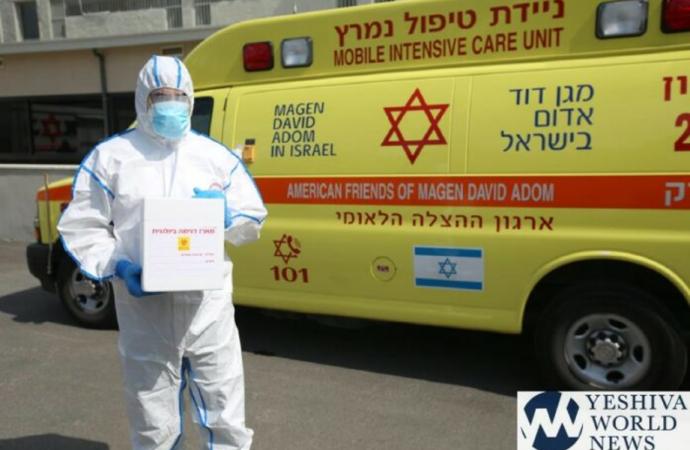 Dos tercios de los casos de COVID-19 en Israel contrajeron el virus de alguien en su propia casa