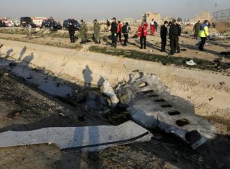 <strong>Ucrania.</strong> Grabaciones muestran que Irán sabía que un avión fue alcanzado por un misil