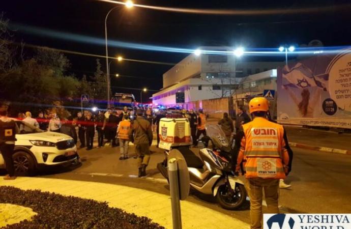Múltiples heridos en ataque de embestida de auto en Jerusalem