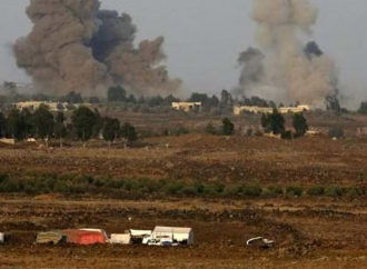 Bombardeo israelí cerca de Damasco mata a 12 milicias pro iraníes