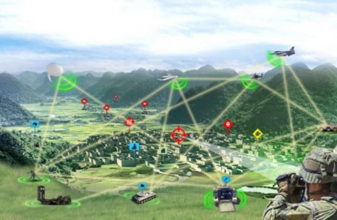 Impresionante tecnología de defensa de Israel digitaliza el campo de batalla en tiempo real