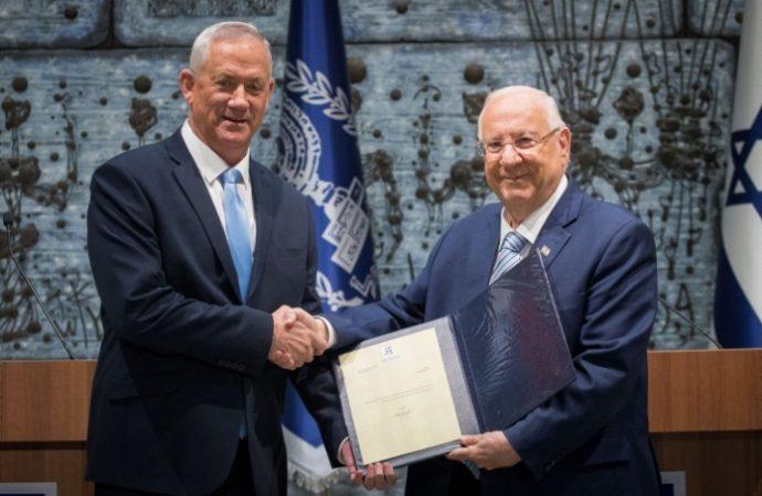 "Netanyahu y Gantz acuerdan ""continuar las discusiones"""