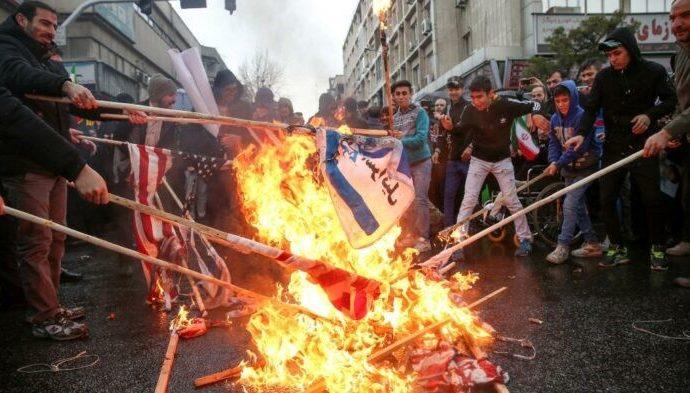 """Las FDI dicen que la """"actividad enemiga hostil"""" de Irán hacia Israel ha disminuido"""