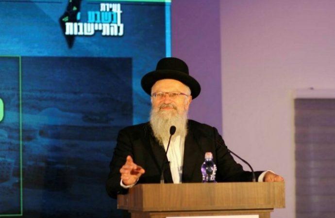 El gran rabino de Tsfat emocionado después de que el Papa llama a observar el sábado al estilo judío