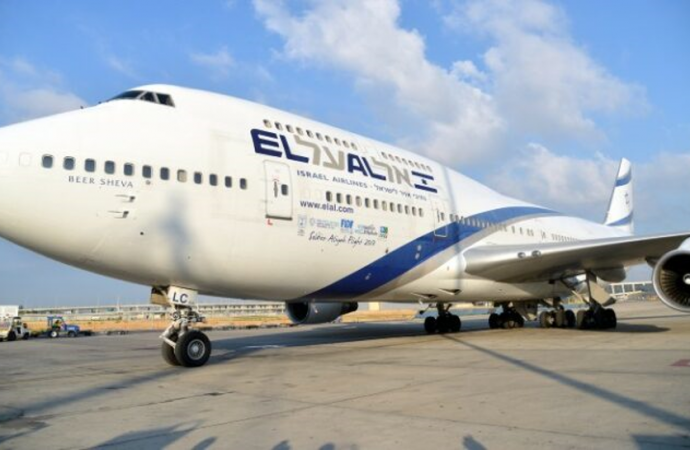 El Al cancela vuelos a Europa