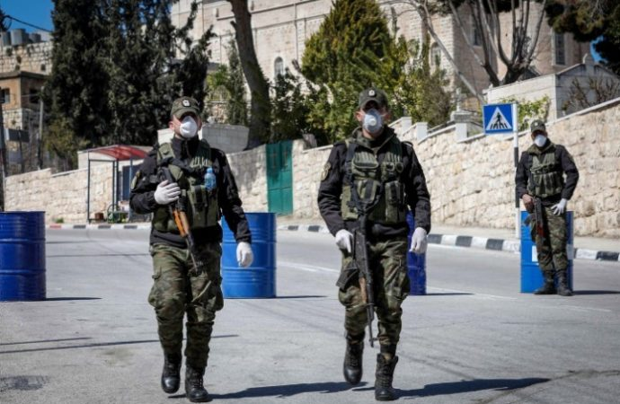 Líderes palestinos usan coronavirus para atacar a Israel
