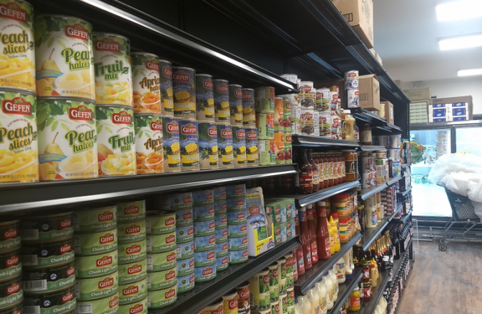 El supermercado kosher de Jersey City está comenzando a reabrir