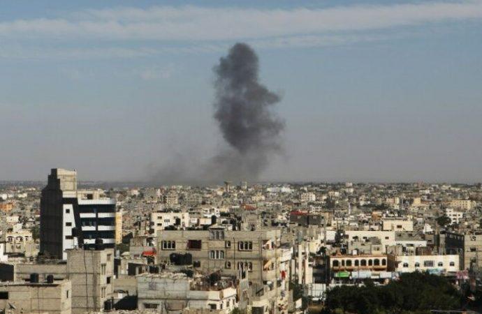 Las FDI atacan a Hamas en respuesta al lanzamiento de un cohete