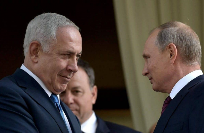 Rusia e Israel: Hacia una asociación pragmática