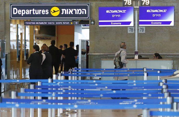 Israel exigirá cuarentena de 14 días para todos los viajeros del extranjero