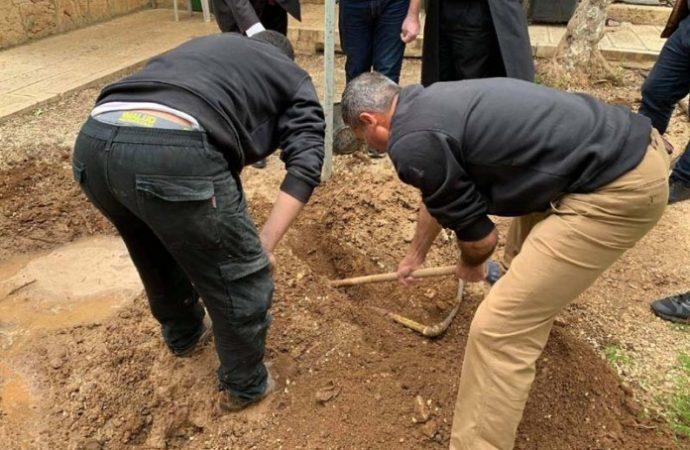 El Waqf islámico se aprovecha del cierre del Monte del Templo para realizar excavaciones ilegales