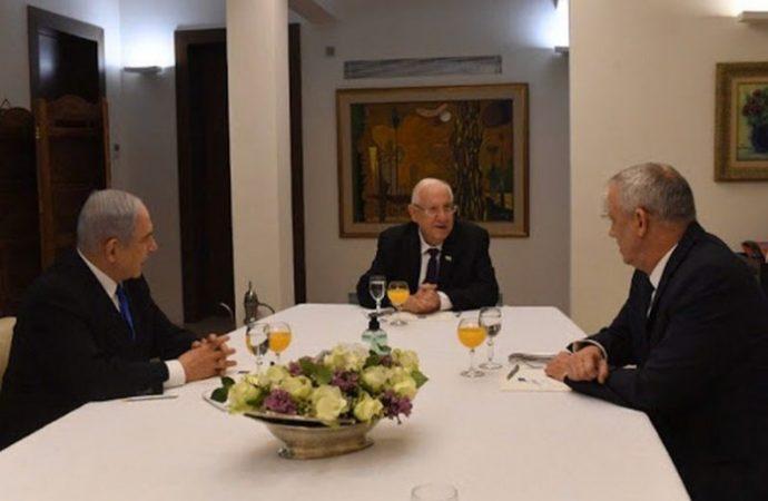 ¿Qué hará el presidente de Israel?