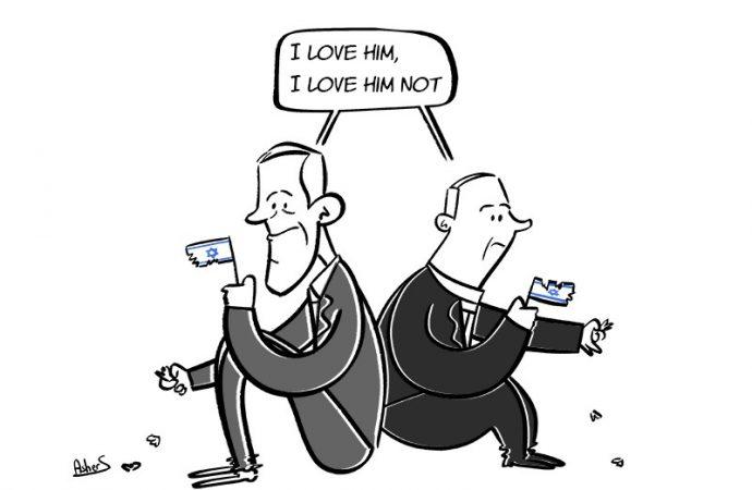 Rivlin concede una extensión de dos días a Netanyahu y Gantz