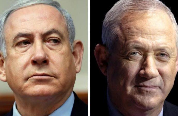 Inminente acuerdo de coalición entre Likud y Azul y Blanco