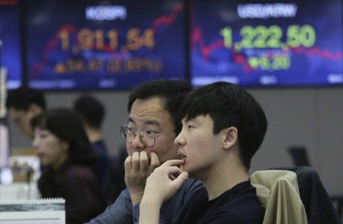 La esperanza toma las riendas en Wall Street y las acciones suben en todo el mundo