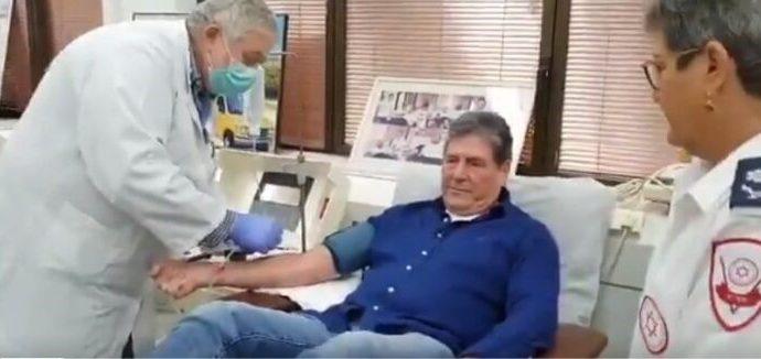 33 israelíes tratados con anticuerpos de pacientes con coronavirus recuperados