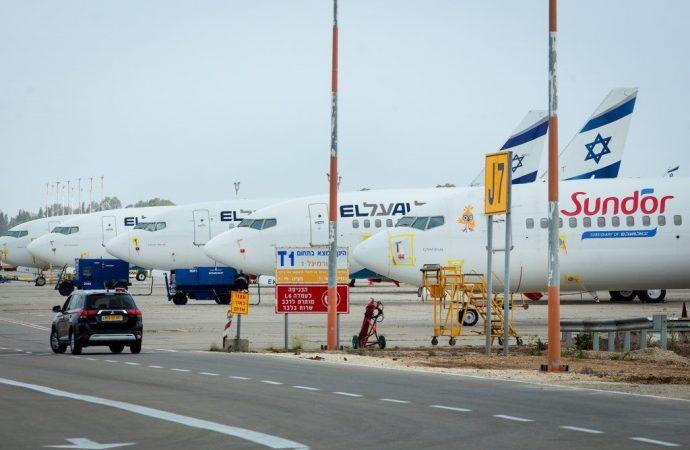 El Al recurre a vuelos de carga en crisis de efectivo