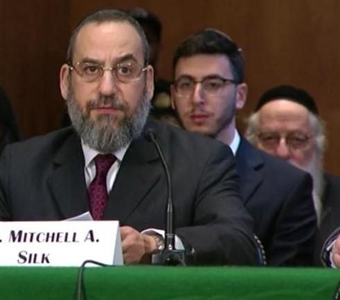 Hombre jasídico de Boro Park nombrado secretario adjunto del Tesoro de EE. UU.