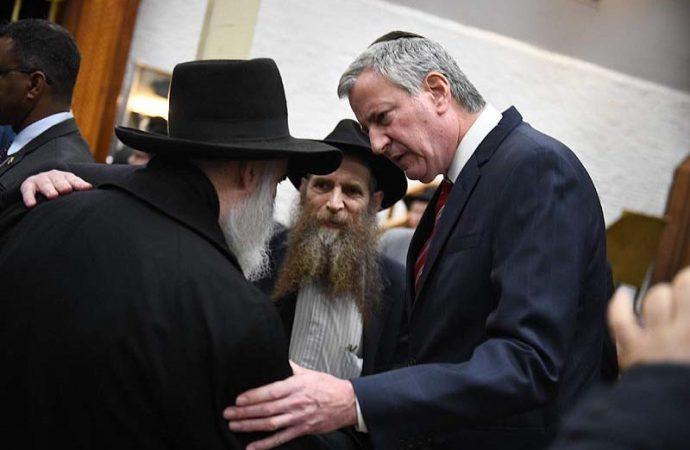 Comidas kosher gratuitas disponibles para neoyorquinos judíos necesitados