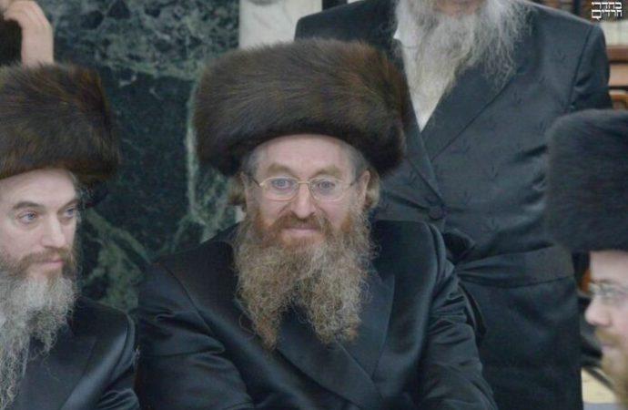 El Rebe de Karliner contra reabrir las Yeshivot