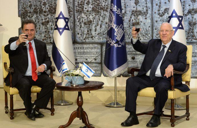 El presidente Rivlin y el ministro de Relaciones Exteriores Katz organizaron una recepción para el cuerpo diplomático y consular en Israel por videoconferencia