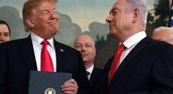 """Netanyahu: Trump reconocerá la soberanía israelí en Judea y Samaria """"en un par de meses"""""""