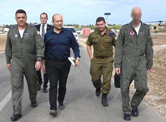 Bennett declara reanudar la guerra contra Irán en Siria horas antes del ataque con misiles israelíes cerca de Damasco