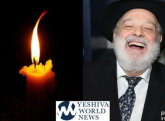 "Comunidad sefardí de Brooklyn: Petirá de HaRav David Jemal ZT""L, Rav de Kehillat Har Lebanon"