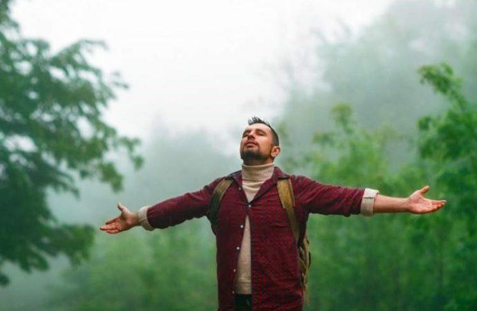 Remedio espiritual para todas las enfermedades: Lluvia que cae después de la Pésaj