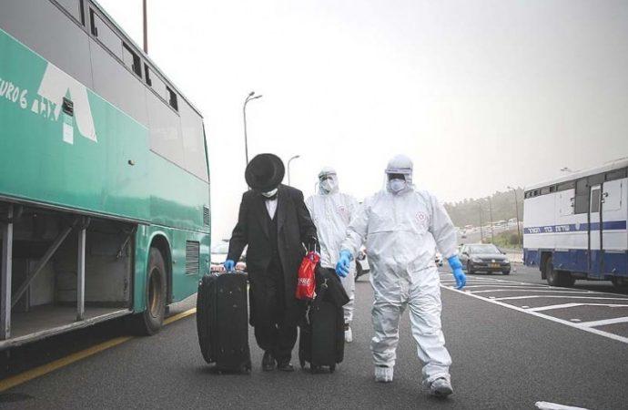 Italia, España, Francia, Alemania ven una pequeña disminución en el número de muertos por coronavirus, 55 muertos en Israel