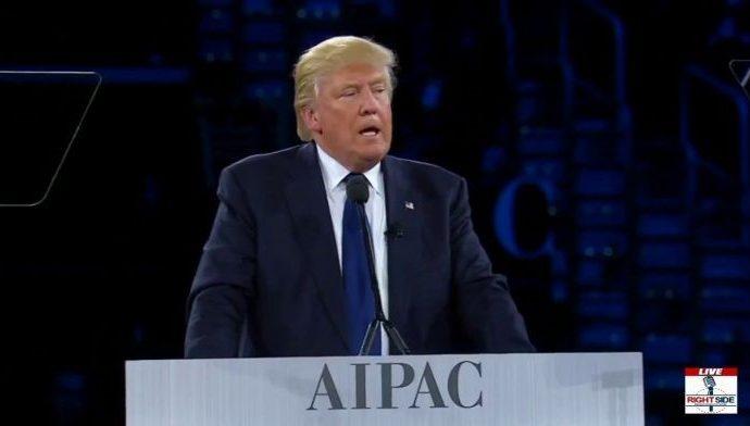 """Trump declara mayo """"Mes de la herencia judía estadounidense"""""""