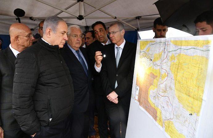 """Embajador David Friedman: """"Que Israel renuncie a Hebrón y Beit El es como Estados Unidos renunciando a la Estatua de la Libertad"""""""