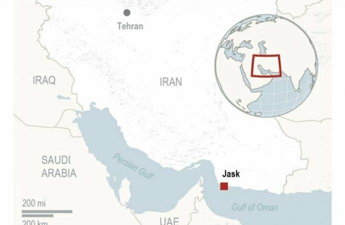 19 iraníes asesinados por fuego amigo en un buque de la Armada