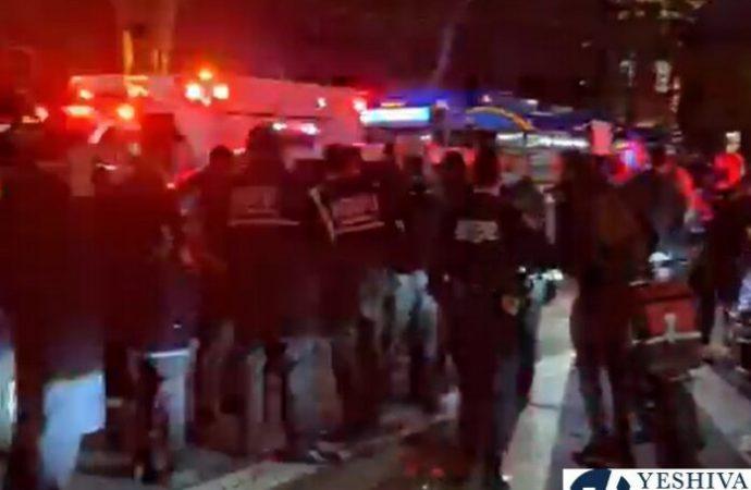 Williamsburg: Dos antisemitas arrestados por atacar a judíos jasídicos por cuestiones de distanciamiento social