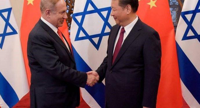 Israel se encuentra en el centro de las tensiones entre Estados Unidos con China