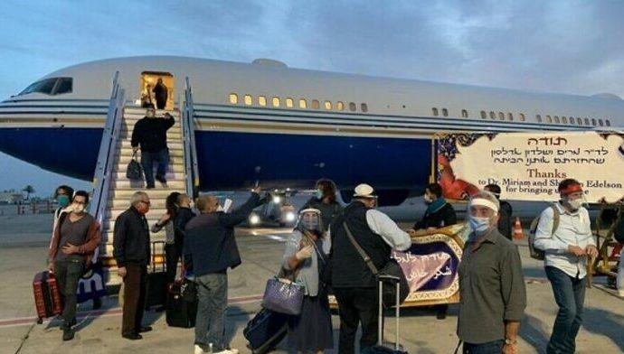 En operación secreta, 26 de 36 israelíes rescatados de Marruecos