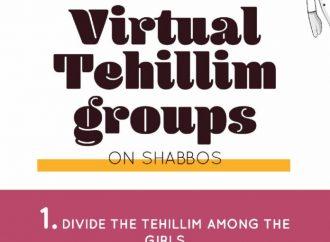 <strong>¿Ya te has unido?.</strong> ¡Lanzamiento del programa virtual más nuevo de Bnos Agudath Israel!