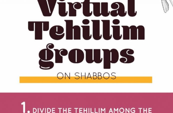 ¡Lanzamiento del programa virtual más nuevo de Bnos Agudath Israel!