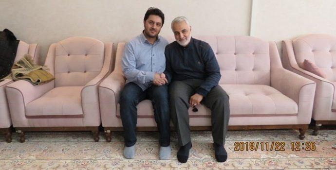 La mano derecha de Qasem Soleimani muere en Siria después de ver al jefe en un sueño