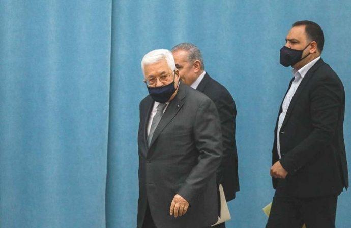 Abbas termina todos los acuerdos con Israel y entrega la responsabilidad por los territorios