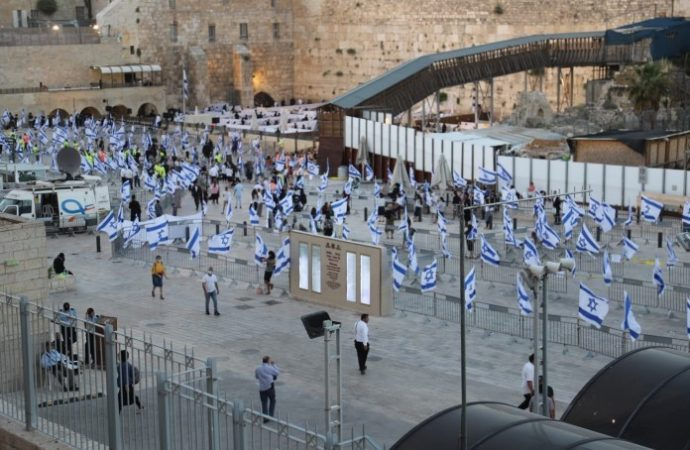 Día de Jerusalem en el Kotel