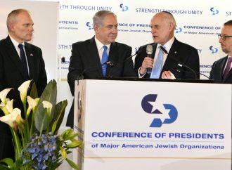 <strong>Conferencia de Presidentes.</strong> Desafiar las elecciones divide la unidad judía