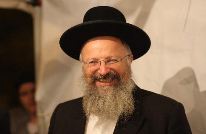 """El rabino jefe de Tzefat, Shmuel Eliyahu, llama a los israelíes a acercarse, apoyar y """"fortalecer a los judíos de la diáspora"""""""