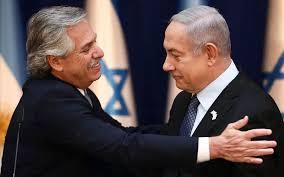 El presidente argentino Alberto Fernández conversó telefónicamente con el primer ministro israelí