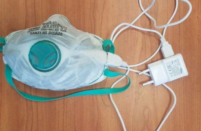Científicos israelíes desarrollan una mascarilla protectora reutilizable autodesinfectante