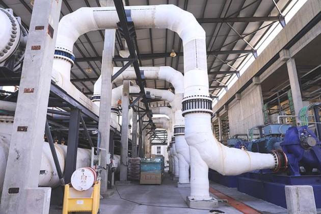 Israel niega el contrato de desalinización más grande del mundo de China