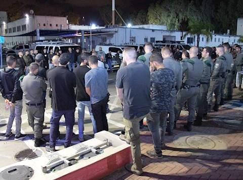 Más de 60 traficantes de armas y drogas detenidos en Israel