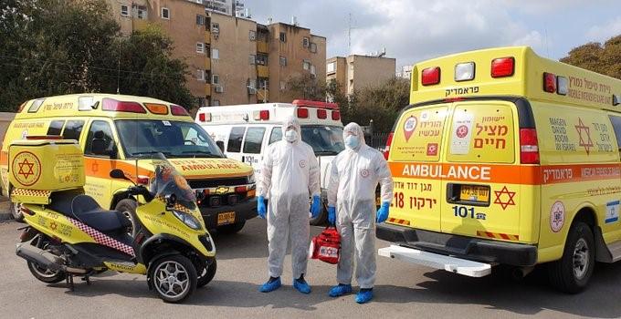 Israel: 16, 237 casos, 234 muertes, centros comerciales y gimnasios pueden reabrir el viernes