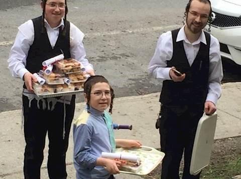 Quebec: Un gesto con los vecinos no judíos